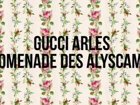 Gucci Cruise 2019 : Arles